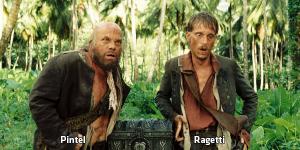 """Pintel e Ragetti, non li vedremo nel quarto """"Pirati dei Caraibi"""""""