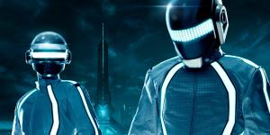 I Daft Punk in Tron: Legacy