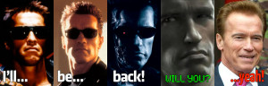 Le 5 età del Terminator