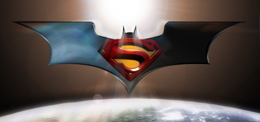 Batman Superman Logo