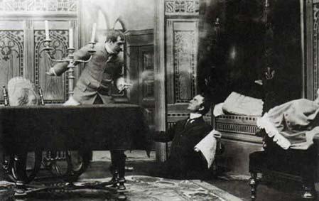 Viggo Larsen & Paul Otto