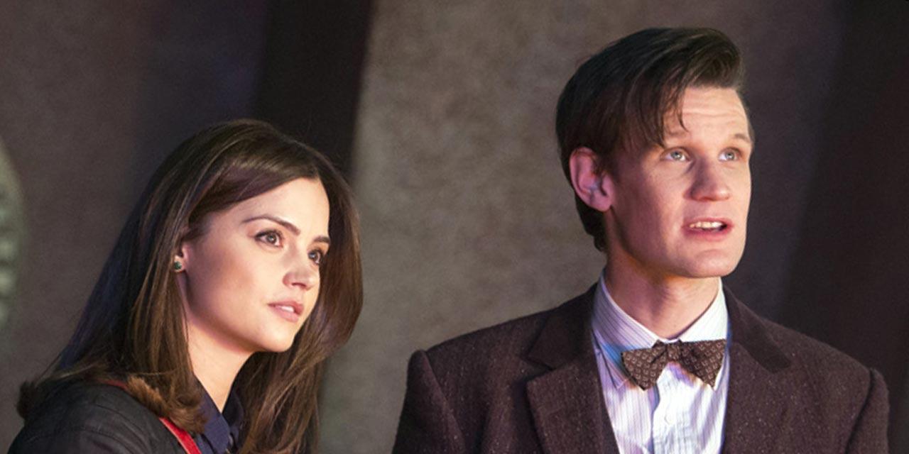 Clara e l'undicesimo Dottore